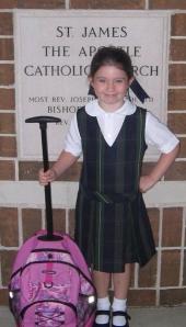 Sadie Kindergarten